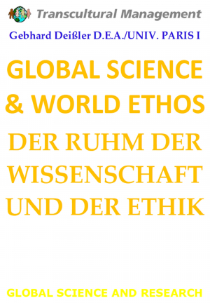 GLOBAL SCIENCE & WORLD ETHOS