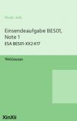 Einsendeaufgabe BES01, Note 1