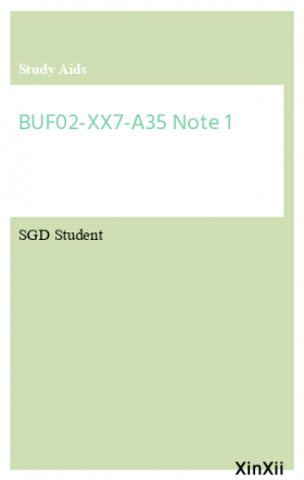 BUF02-XX7-A35 Note 1
