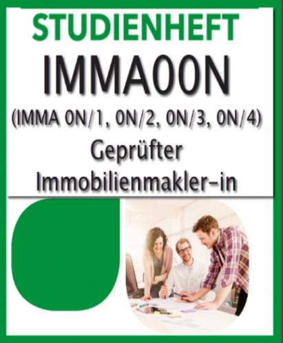 Geprüfter Immobilienmakler SGD-Fernkurs776 (IMMA00N_XX) Note 1