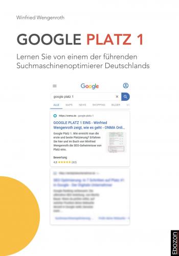 Google Platz 1
