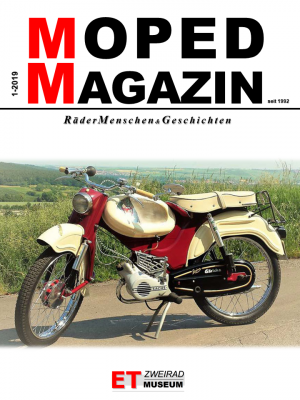 MOPED-MAGAZIN 2019