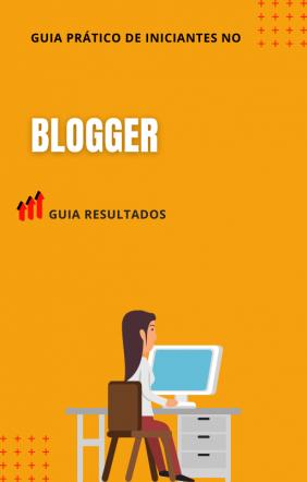 E-book guia prático de iniciantes no Blogger