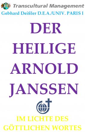 DER HEILIGE ARNOLD JANSSEN