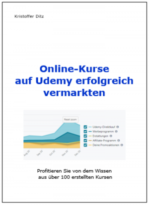 Online-Kurse erfolgreich auf Udemy vermarkten