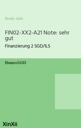 FIN02-XX2-A21 Note: sehr gut