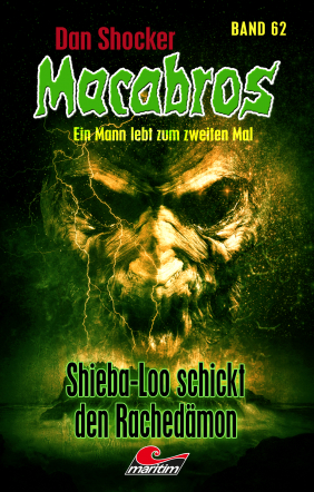 Dan Shocker's Macabros 62