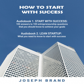 How to start with success (2 audiobooks in 1)