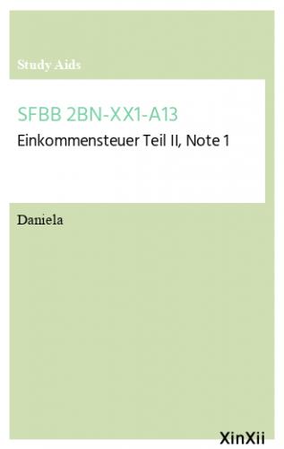 SFBB 2BN-XX1-A13