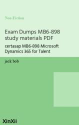 Exam Dumps MB6-898 study materials PDF