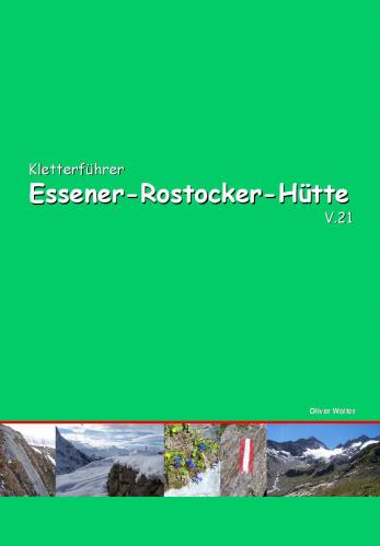 Kletterführer Essener-Rostocker-Hütte V.21
