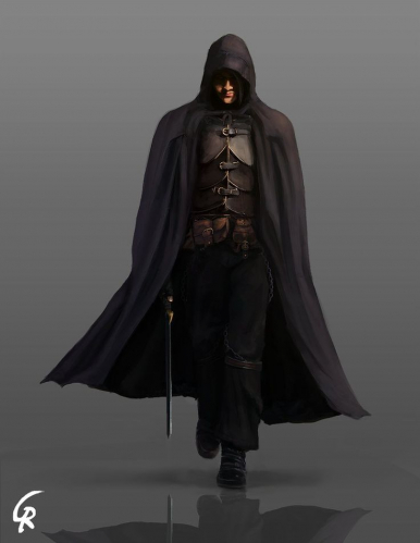 Chronicles of an Assassin: Hidden