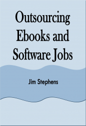 Outsourcing Ebooks and Software Jobs