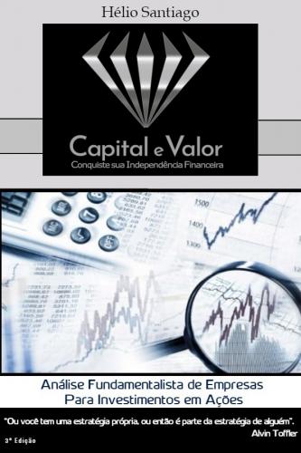 Análise Fundamentalista de Empresas para Investimento em Ações