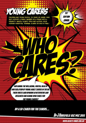 Who Cares? Young adult carers in the North-West UK