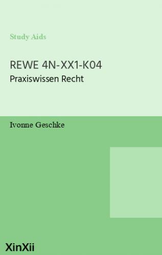 REWE 4N-XX1-K04
