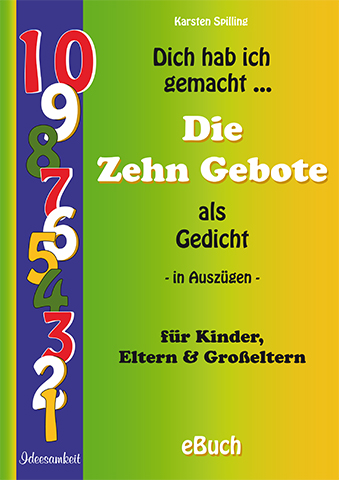 Die Zehn Gebote Als Gedicht In Auszügen Ebook By Karsten